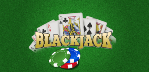 blackjack game